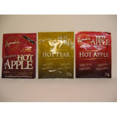 Lynch Foods Hot Apple - Horká brusinka - porce 23g